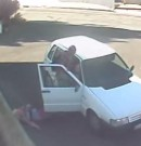 Car of 86 Year Old Lady Hijacked In Somerset West [Watch]